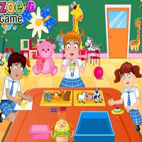 Zoe at Preschool