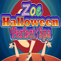 Zoe Halloween Perfect Spa