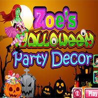 Zoe's Halloween Party Dec…