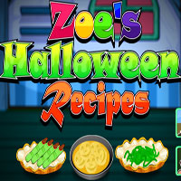 Zoes Halloween Receipes