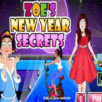 Zoe's New Year Secrets